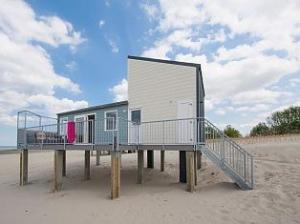 Beach House 6 pers Oosterschelde