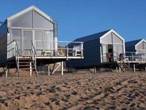 Strandhuisje Julianadorp