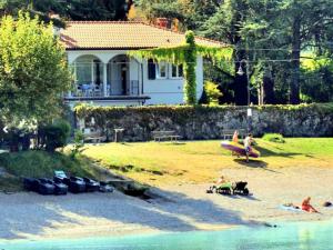 Villa aan het comomeer